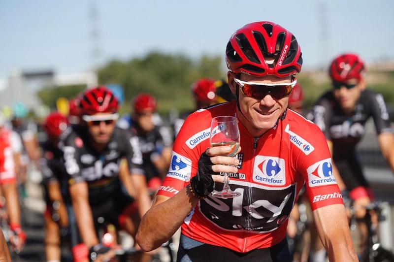 Исторический дубль Криса Фрума в 2017 году – Тур де Франс и Вуэльта Испании