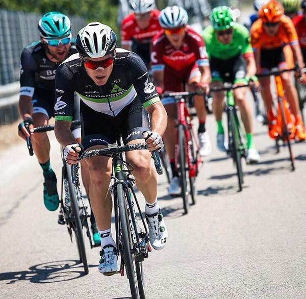 Кристиан Сбаральи переходит в команду Israel Cycling Academy