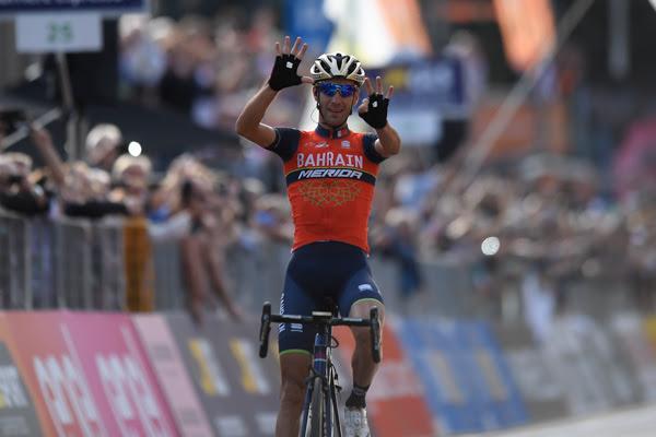 Винченцо Нибали – победитель классики Ломбардия-2017