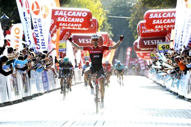 Эдвард Тёнс – победитель 6 этапа Тура Турции-2017