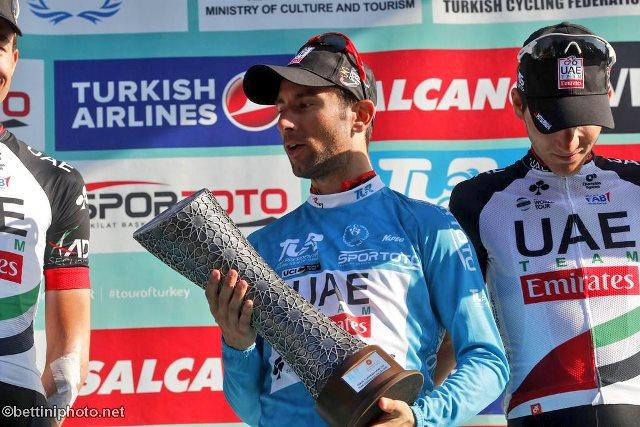 Диего Улисси – победитель Тура Турции-2017