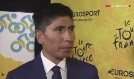 Наиро Кинтана о маршруте Тур де Франс-2018