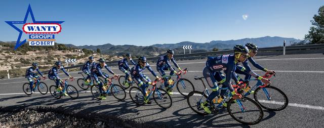 Проконтинентальная команда Wanty-Groupe Gobert – лучшая команда в рейтинге Европейского тура UCI