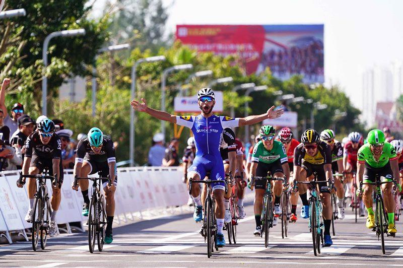 Фернандо Гавирия – победитель 1 этапа Тура Гуанси-2017
