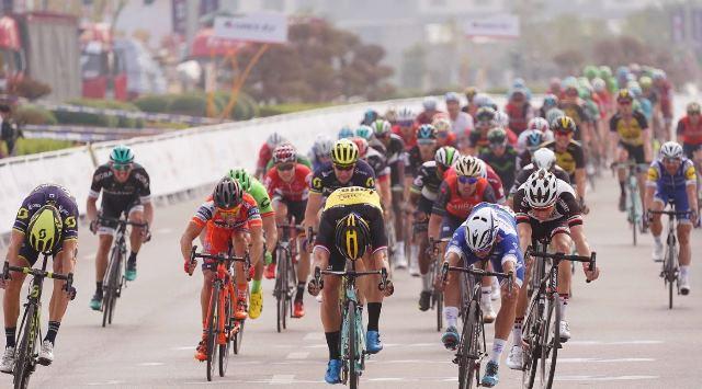 Дилан Груневеген – победитель 5 этапа Тура Гуанси-2017