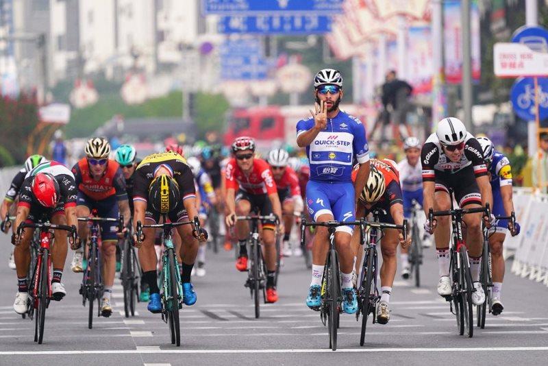 Четвёртая победа Фернандо Гавирии на Туре Гуанси-2017