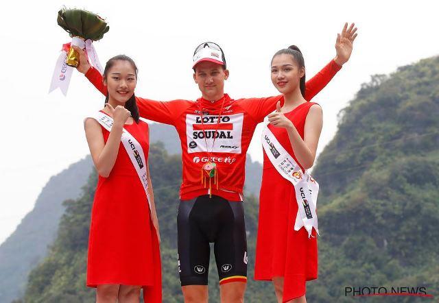 Тим Велленс – победитель Тура Гуанси-2017