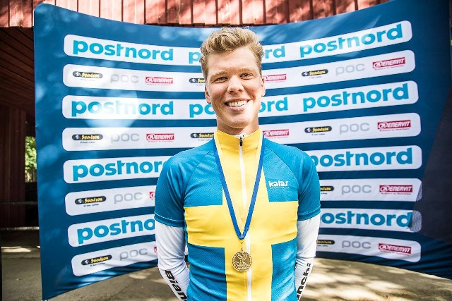 Чемпион Швеции Ким Магнуссон - новый велогонщик Slipstream Sports