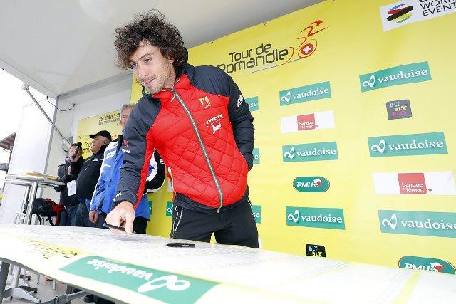 Фабио Феллине: «В 2018 году хочу понять, в каких гонках смогу выступать лучше»