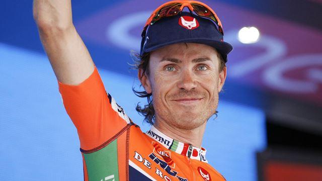 Дамиано Кунего собирается завершить карьеру велогонщика после Джиро д'Италия-2018