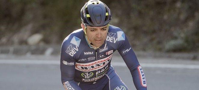 Данило Наполитано объявил о завершении карьеры велогонщика