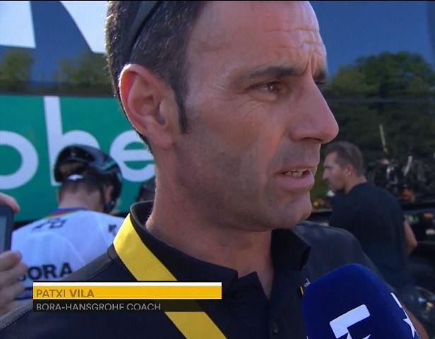 Пачи Вила: «Петер Саган стал великим чемпионом, потому что задаёт много вопросов»
