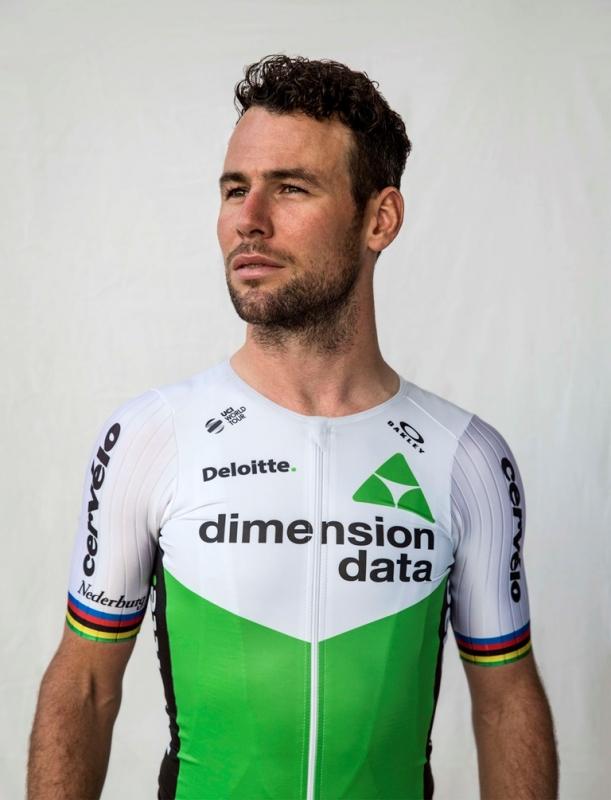 Велоформа команды Dimension Data на 2018 год