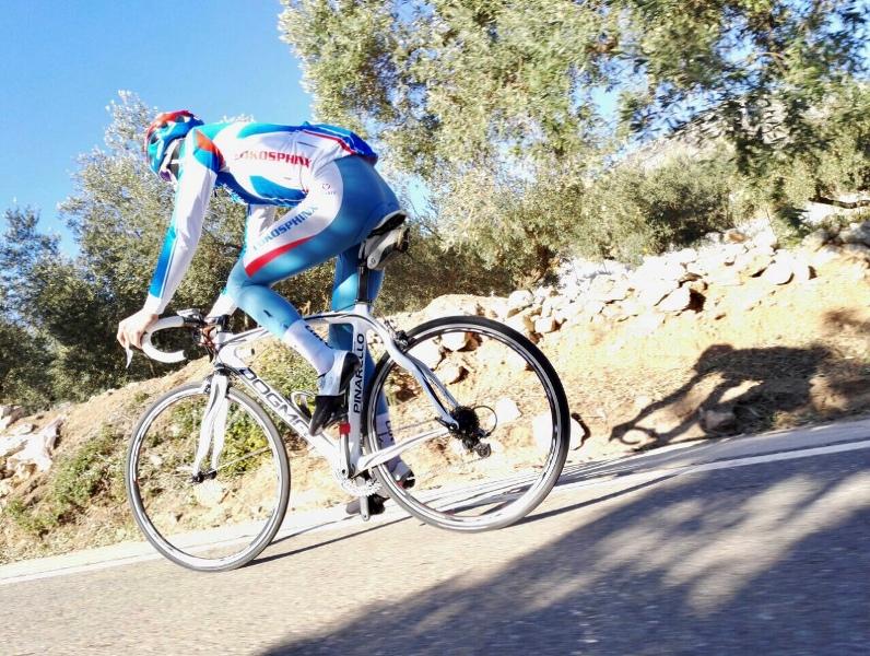 Велогонщики команды Lokosphinx о тренировочном сборе в Испании