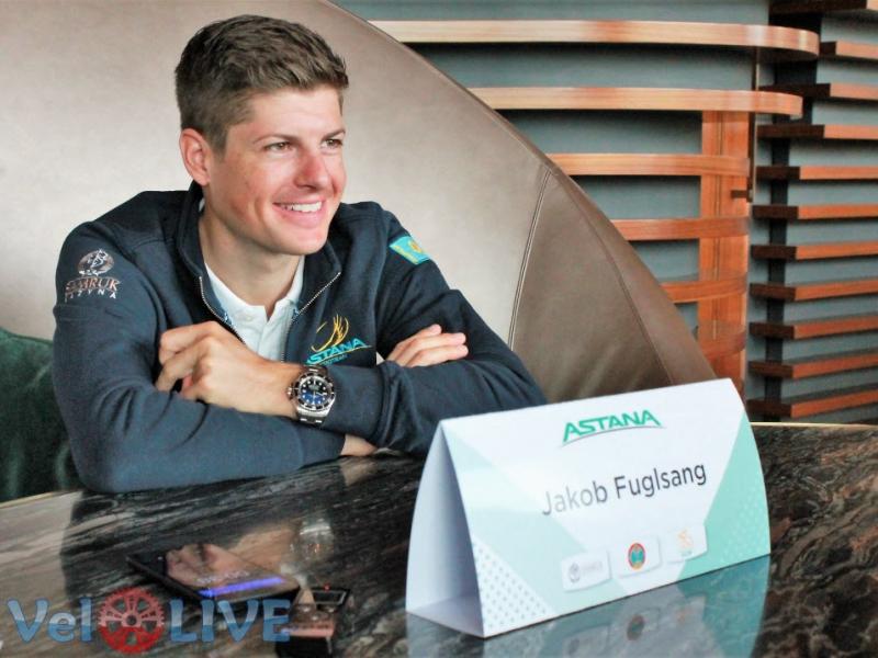 Якоб Фульсанг: «Моей главной целью сезона будет Тур де Франс-2018»