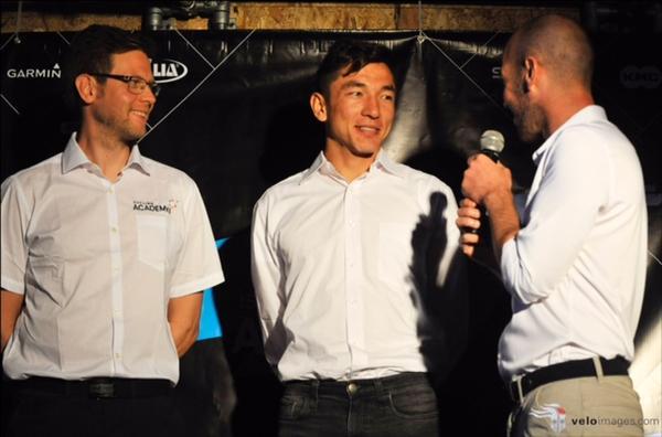 Чемпион Турции Ахмет Оркен покидает команду Israel Cycling Academy