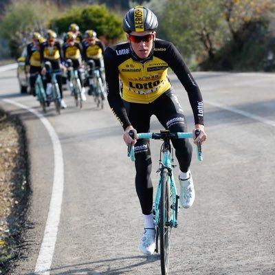 Стевен Крёйсвейк продлил контракт с командой LottoNL-Jumbo до конца 2021 года