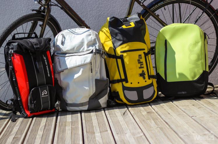 Спортивный рюкзак велосипедиста