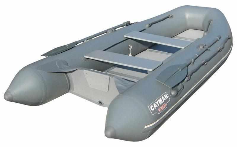 Чем отличаются лодки Фрегат, Кайман и Посейдон от своих аналогов?