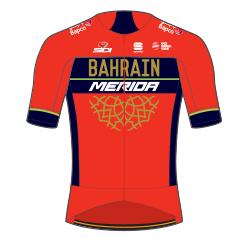 Команды Мирового Тура 2018: Bahrain - Merida (TBM) - BRN