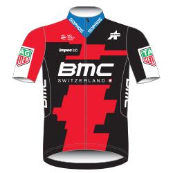Команды Мирового Тура 2018: BMC Racing Team (BMC) - USA