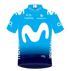 Команды Мирового Тура 2018: Movistar Team (MOV) - ESP