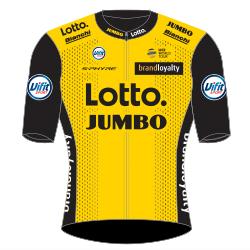 Команды Мирового Тура 2018: Lotto NL - Jumbo (TLJ) - NED