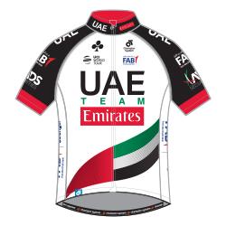 Команды Мирового Тура 2017: UAE Team Emirates (UAD) - UAE