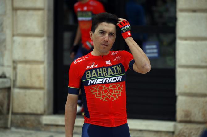 Доменико Поццовиво будет бороться за подиум Джиро д'Италия и помогать Винченцо Нибали на Тур де Франс-2018