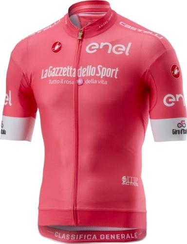 Джиро д'Италия-2018. Розовая майка. Фавориты