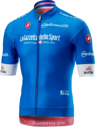 Джиро д'Италия-2018. Синяя майка. Превью
