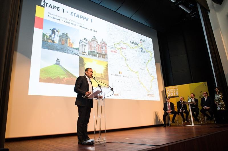 Тур де Франс-2019 стартует в Брюсселе