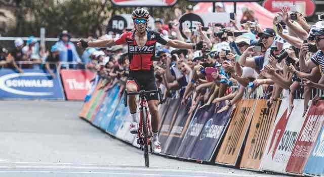 Ричи Порт – победитель 5 этапа Тура Даун Андер-2018