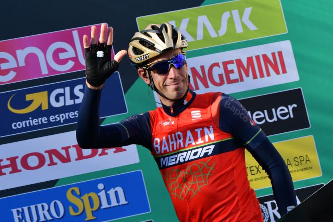Винченцо Нибали: «Моей следующей гонкой будет Тур Омана-2018»