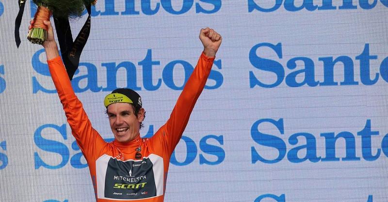 Дэрил Импи – победитель Тура Даун Андер-2018