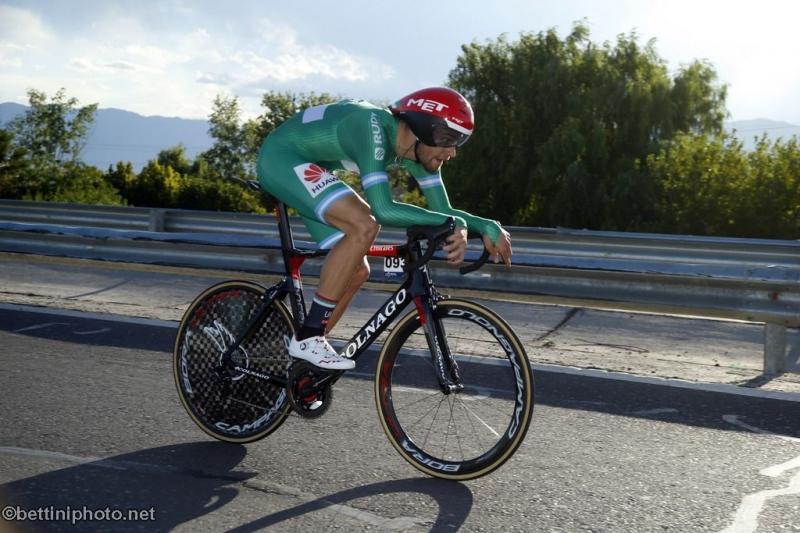 Райан Маллен – победитель 3 этапа Вуэльты провинции Сан-Хуан-2018