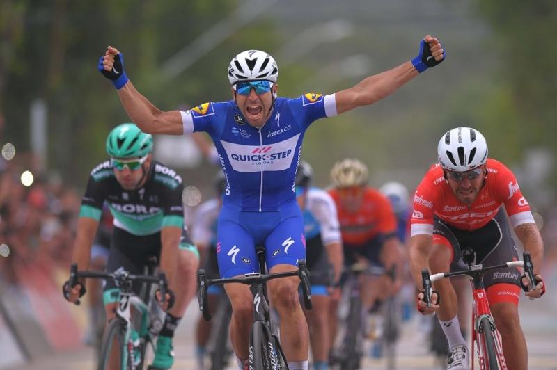 Максимилиано Ричезе – победитель 4 этапа Вуэльты провинции Сан-Хуан-2018