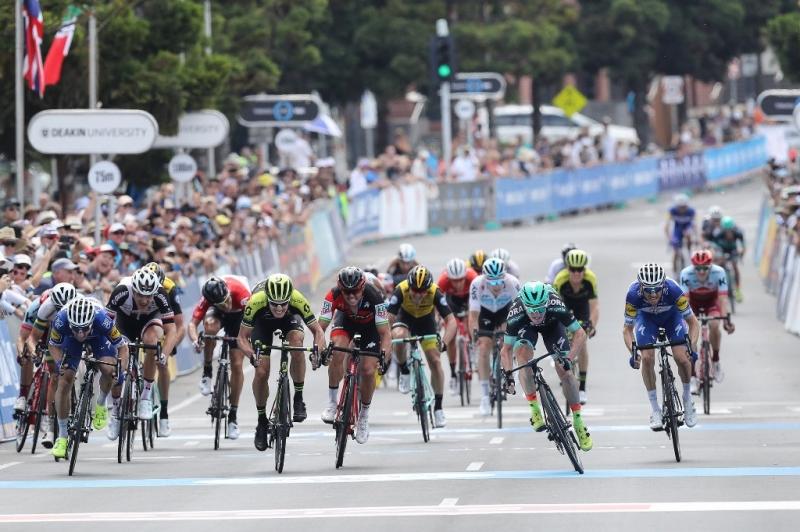 Джей Маккарти – победитель Cadel Evans Great Ocean Road Race-2018