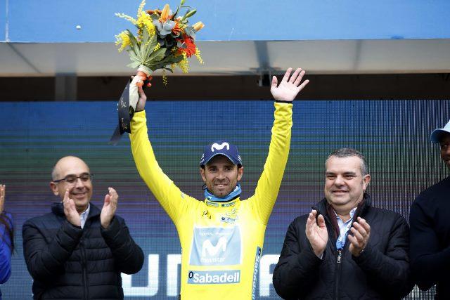 Алехандро Вальверде – победитель 2 этапа Вуэльты Валенсии-2018