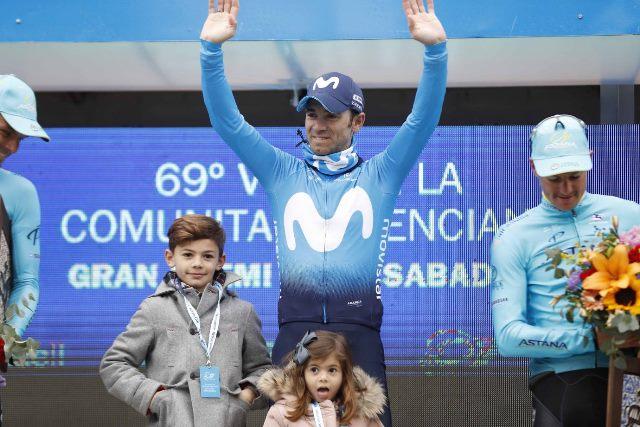 Алехандро Вальверде – победитель Вуэльты Валенсии-2018