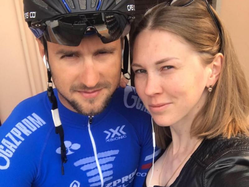 Открытое письмо супруги велогонщика Ивана Савицкого о болезни мужа