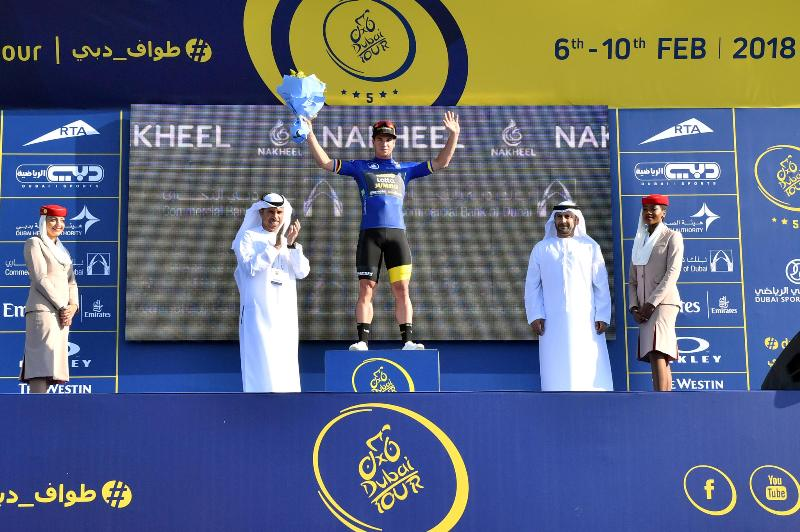 Дилан Груневеген – победитель 1 этапа Тура Дубая-2018