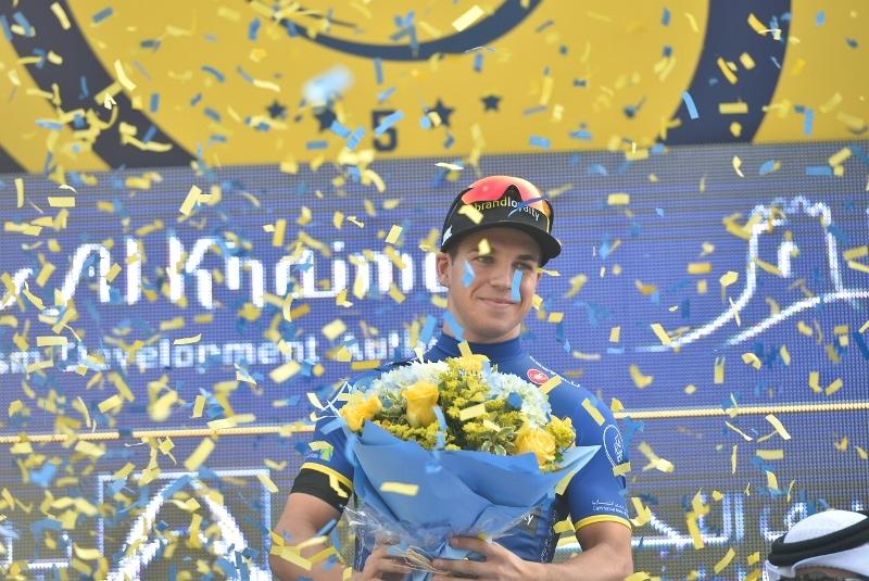 Элиа Вивиани – победитель 2-го этапа Тура Дубая-2018