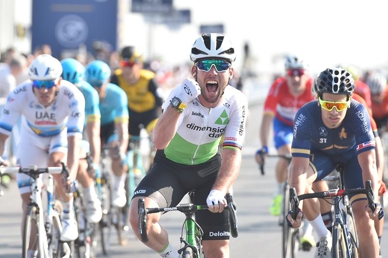Марк Кэвендиш – победитель 3 этапа Тура Дубая-2018