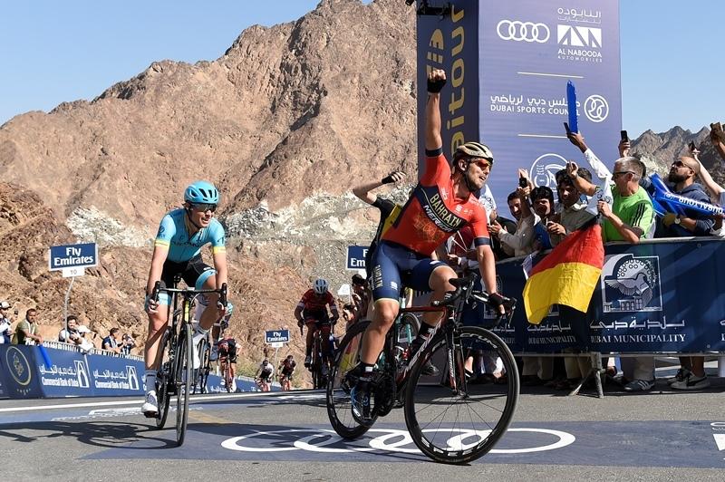 Сонни Кольбрелли – победитель 4 этапа Тура Дубая-2018
