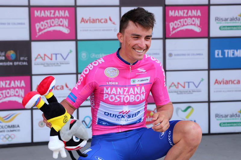Жулиан Алафилипп – победитель 4-го этапа Colombia Oro y Paz-2018