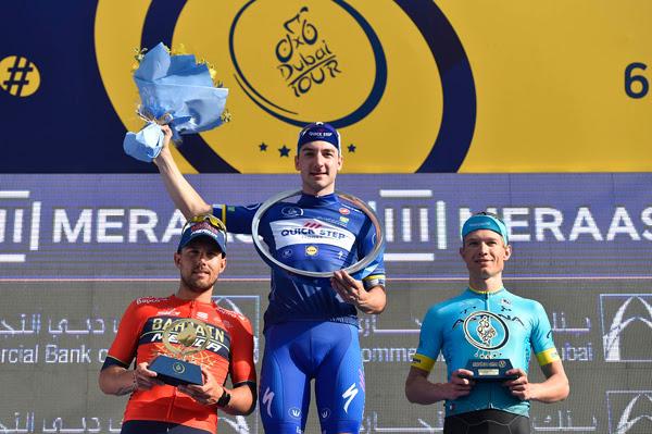 Элиа Вивиани – победитель Тура Дубая-2018