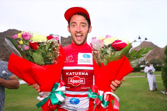 Нейтан Хаас – победитель 2 этапа Тура Омана-2018