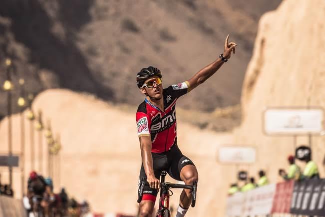 Грег Ван Авермат – победитель 3 этапа Тура Омана-2018