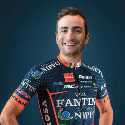 Хуан-Хосе Лобато подписал контракт с велокомандой Nippo-Vini Fantini